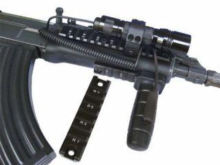 RAIL Picatinny weawer MIL-STD-1913 délka 98 mm 4c132cad122