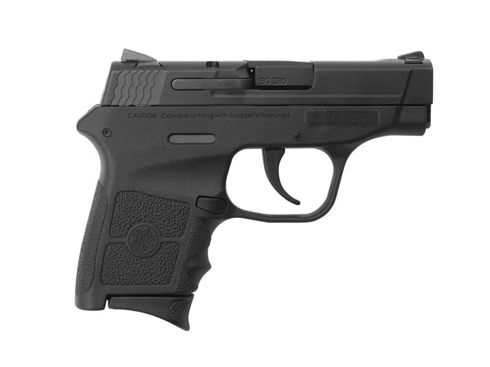 94a1aad1e39 Samonabíjecí pistole Smith Wesson MP Bodyguard 380