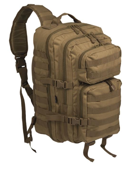 ... Mil-tec Batoh Assault přes jedno rameno velký (42 l) 6474649c0a