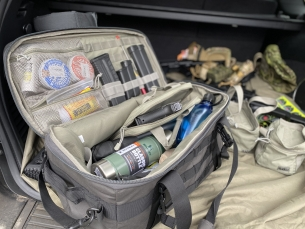 Range Master Duffel bag od 5.11